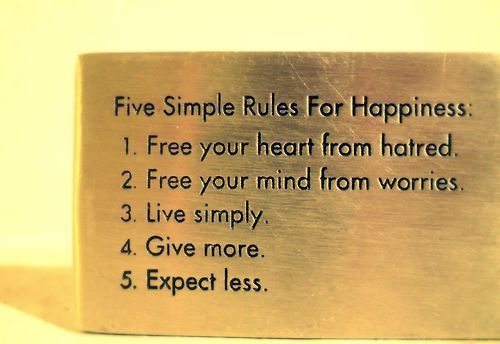 5-Simple-Rules-of-Happiness